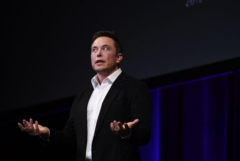 musk-twitter-sec Elon Musk interview 60 minutes liberté d'expression