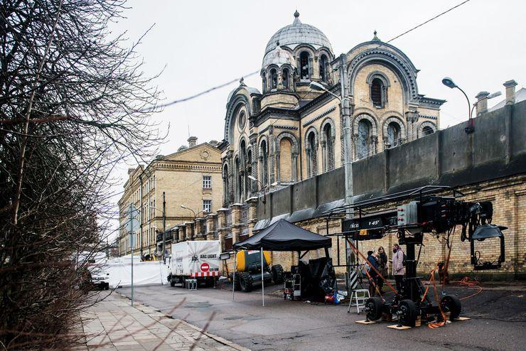 tournage stranger things saison 4 netflix vilnius lituanie