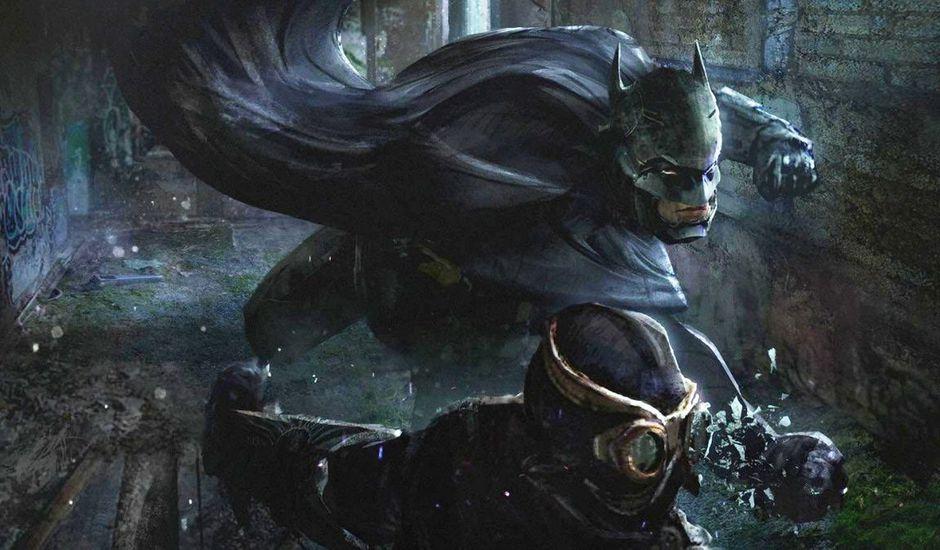 aperçu de zoë kravitz et robert pattinson dans leur costume pour The Batman