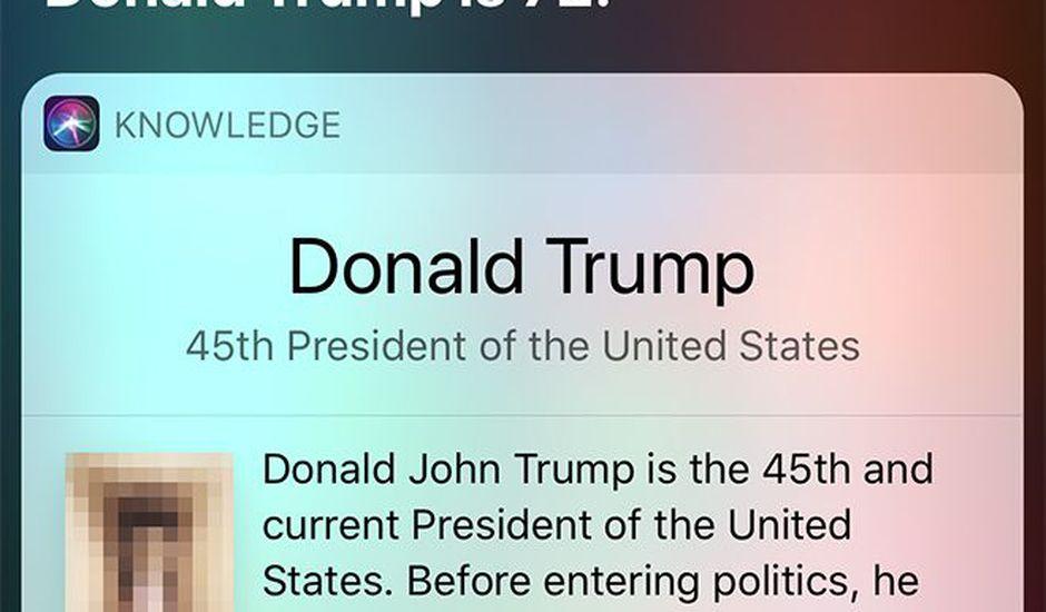 La photo de Donald Trump sur Wikipedia remplacée par un penis