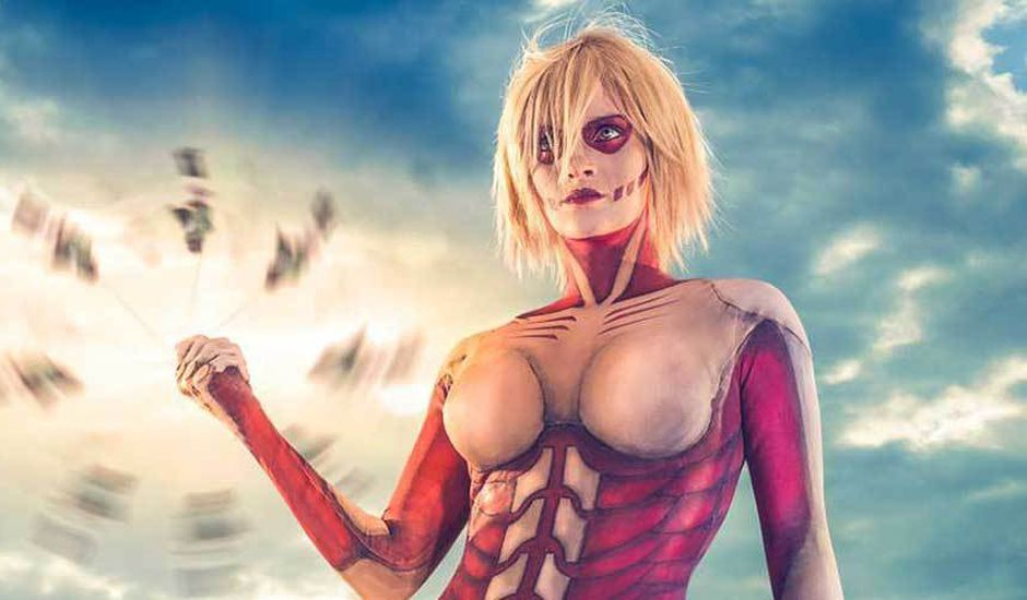 Les cosplay d'Alyson Tabbitha