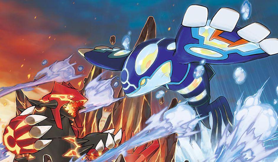 kyogre et groudon captures légendaires dans Pokémon Go
