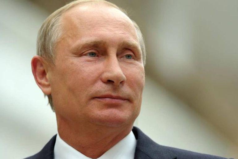 Russie Vladimir Poutine