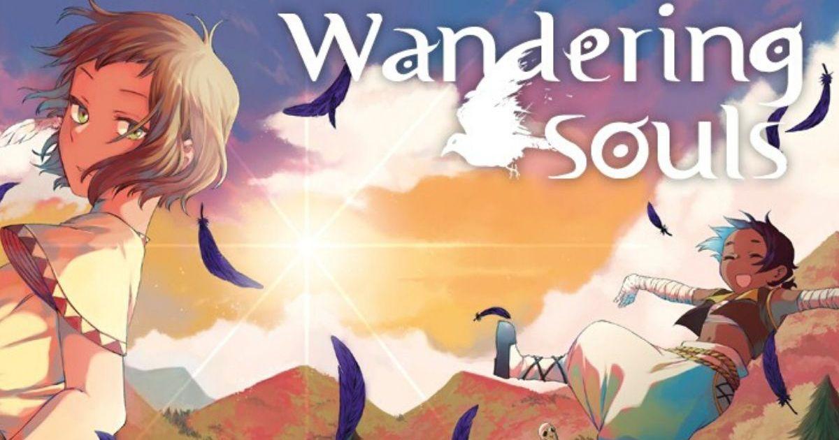 On vient de découvrir le premier tome de Wandering Souls