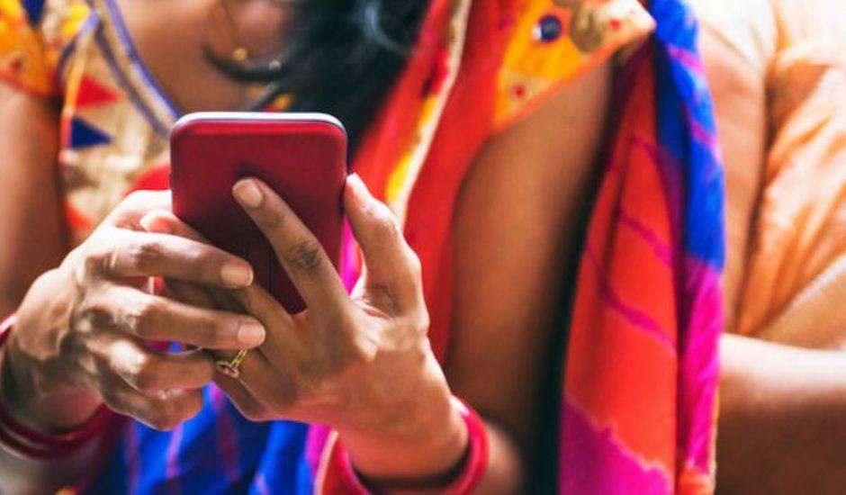 L'inde dépasse les États-Unis sur le marché des smartphones.