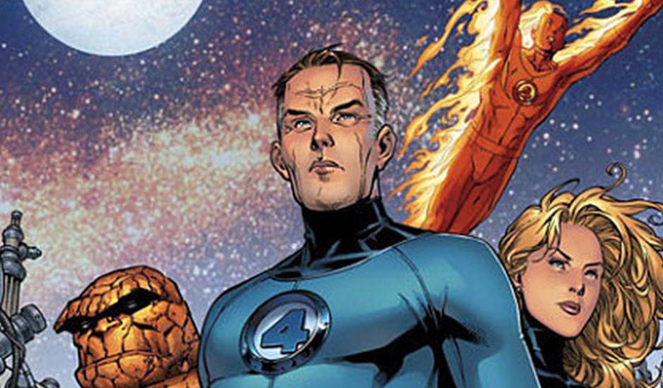 film les 4 fantastiques en 2022 par Marvel et Disney
