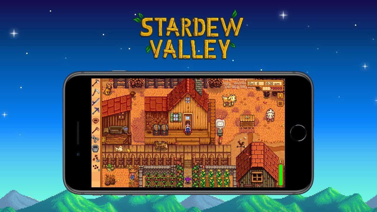 Stardew Valley mobile