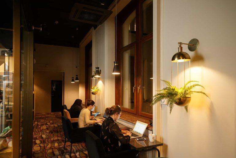 Now Coworking Palais de la Bourse Lille