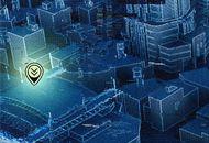 Carte du jeu Batman de WB Games Montréal