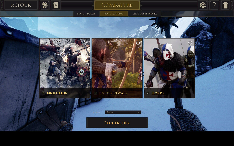 Test du jeu Mordhau sur PC