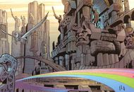 royaume d'asgard thor marvel comics