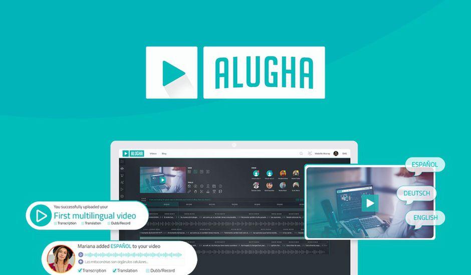 présentation de l'outil Alugha