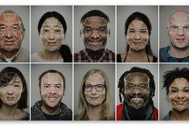 Une application de stockage de photos a été utilisée pour développer un logiciel de reconnaissance faciale