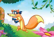 Un premier aperçu de Chipeur dans le film Dora l'exploratrice